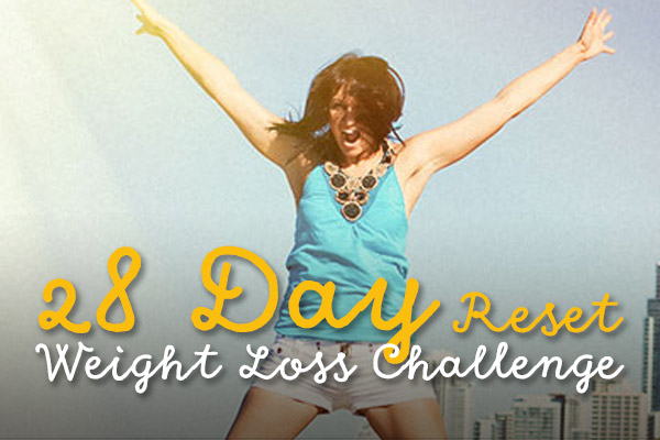 28 Day Reset Weight Loss Challenge