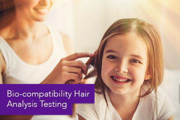 Food Sensitivity Bio-compatibility Hair Analysis Testing