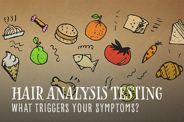 Food Sensitivity Test with Hair Testing