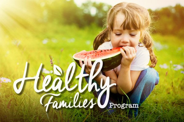 Healthy Families Program Eating Healthy Online Program for your Family