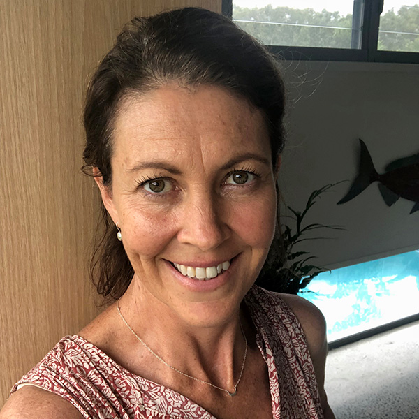 Qualified Nutritionist Kylie Pinwill, Health Coach, Public Speaker