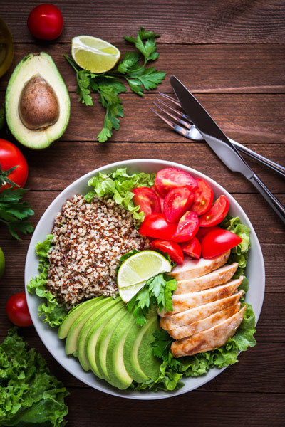 Lose Your Weight nutrition program